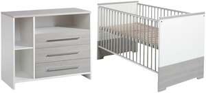 Schardt Kinderzimmer Spar-Set ´´Eco Silber´´