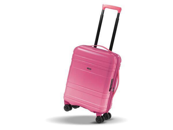 TOPMOVE® Polycarbonat-Bordcase, pink 29L