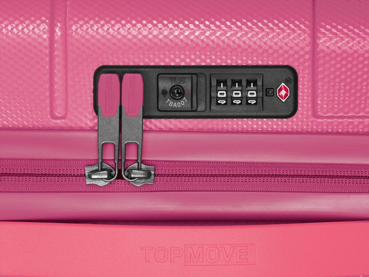 Bild 2 von TOPMOVE® Polycarbonat-Bordcase, pink 29L