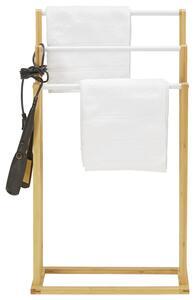 Handtuchhalter Bambus Echtholz