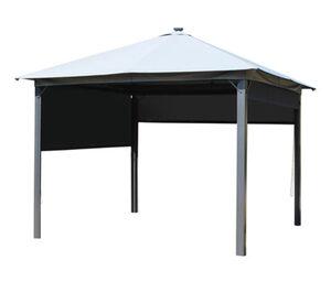 Leco-Solarpavillon, ca. 300 x 300 cm