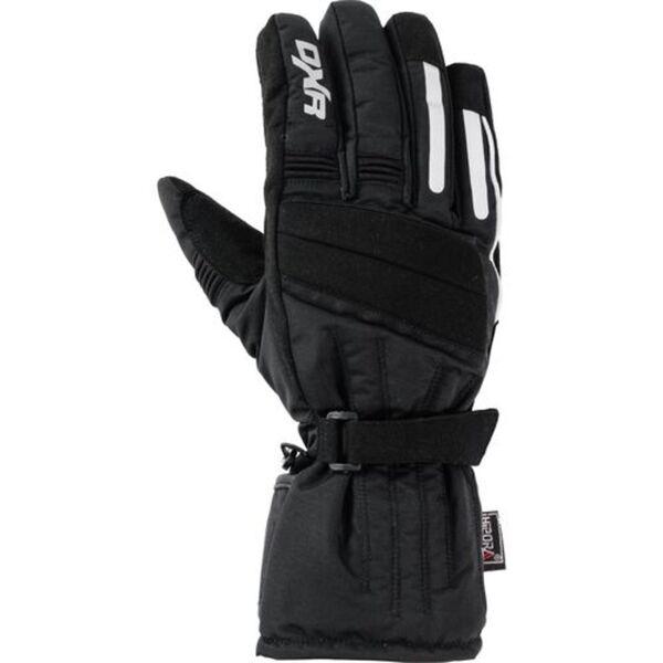 DXR            Kinder & Damen Textilhandschuh 1.0 schwarz