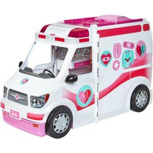 Barbie - 2-in-1 Krankenwagen und Krankenhaus