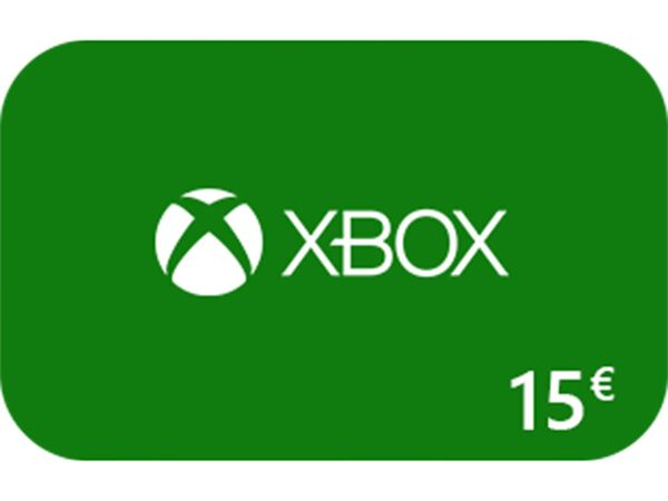 Xbox Code über 15 €