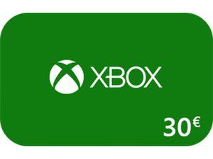 Xbox Code über 30 €