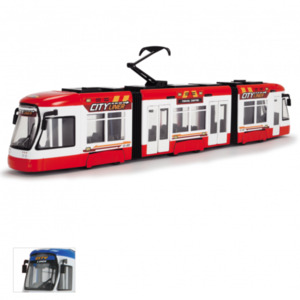Dickie - City Liner Straßenbahn - 1 Stück