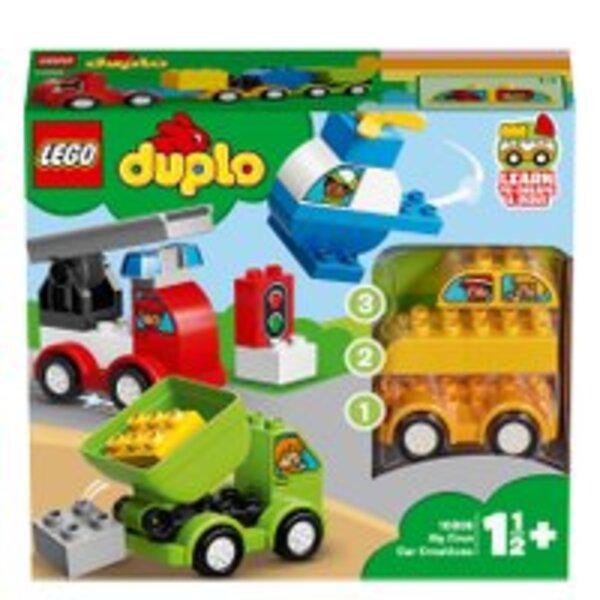LEGO DUPLO 10886 Meine ersten Fahrzeuge