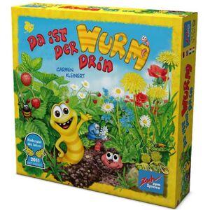 Da ist der Wurm drin - Kinderspiel des Jahres 2011