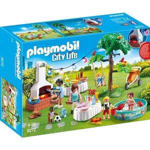 PLAYMOBIL® 9272 - Einweihungsparty - Playmobil City Life