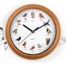 Bild 2 von EASYmaxx Wanduhr mit Vogelstimmen