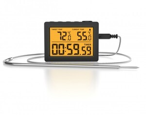 Primaster Bratenthermometer ,  3 in 1