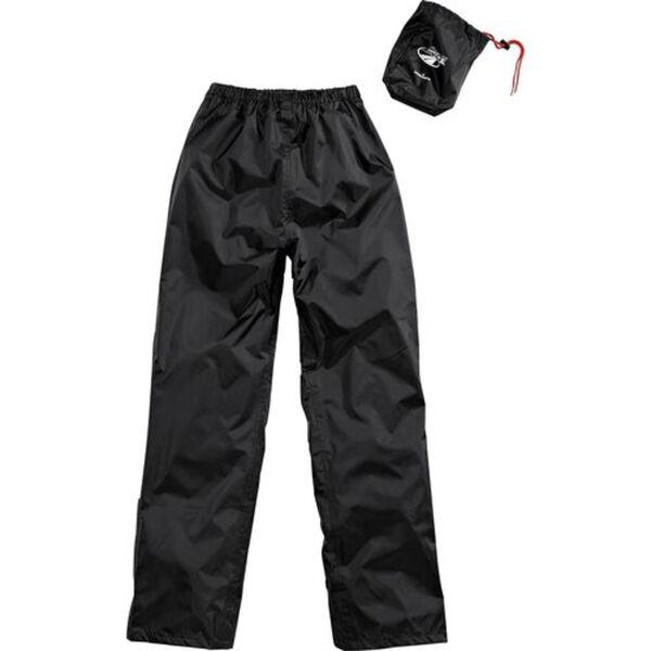 DXR            Textil Regenhose 1.0 schwarz