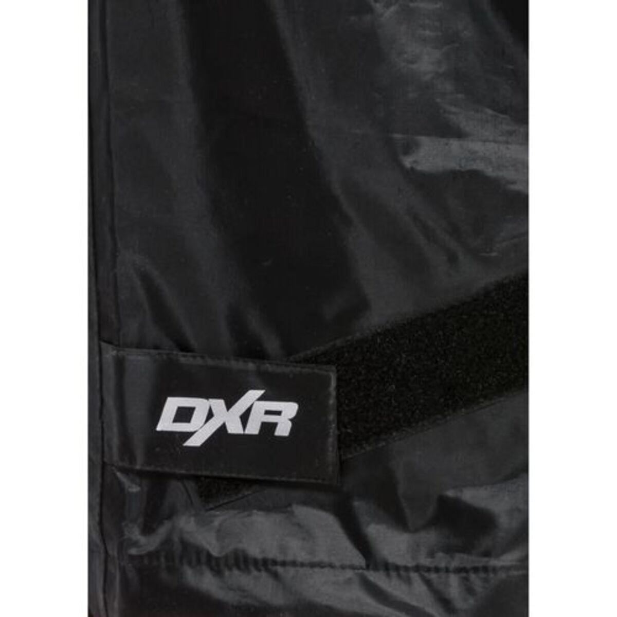 Bild 4 von DXR            Textil Regenhose 1.0 schwarz