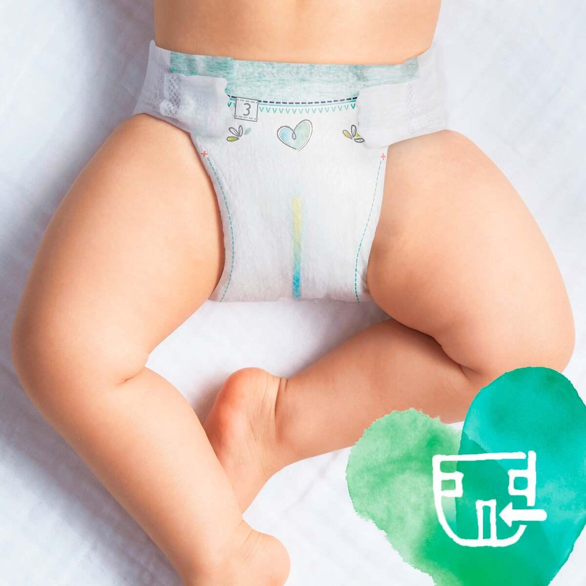 Bild 1 von Pampers Pure Protection Windeln Größe 3 (6-10 kg)