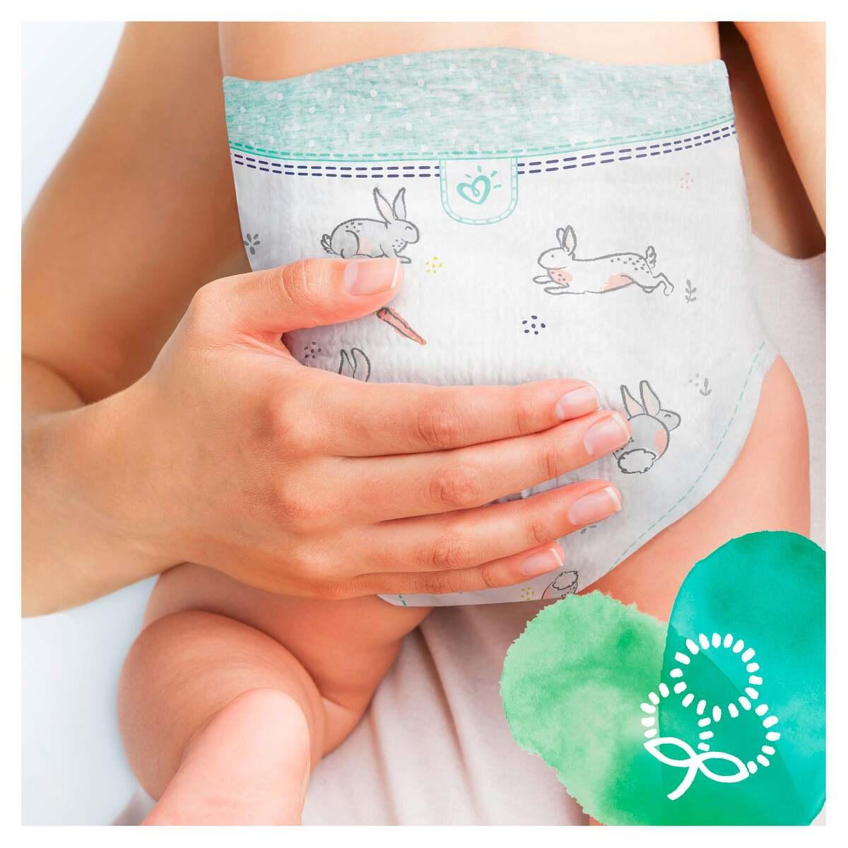 Bild 2 von Pampers Pure Protection Windeln Größe 3 (6-10 kg)