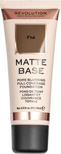 Makeup Revolution Matte Base Make Up F14 21.39 EUR/100 ml