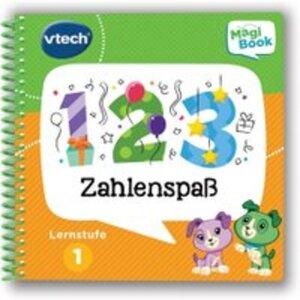 Vtech MagiBook Zahlenspaß Lernstufe 1