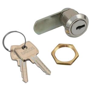 ISEO Briefkastenschloss EU Ø18,8 mm mit 2 Schlüsseln