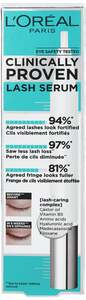 L'Oréal Paris Clinically Proven Lash Serum Transparent
