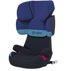 CYBEX Auto-Kindersitz Solution X-fix ´´Blue Moon´´