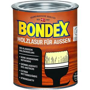 Bondex -              Bondex Holzlasur Ebenholz 0,75 l