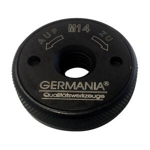 Germania Schnellspannmutter für Winkelschleifer mit M 14 Gewinde