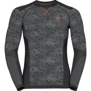 Odlo            Funktionsshirt Blackcomb Evolution schwarz/grau