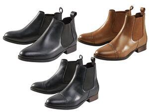 ESMARA® Damen Leder-Chelsea-Boots