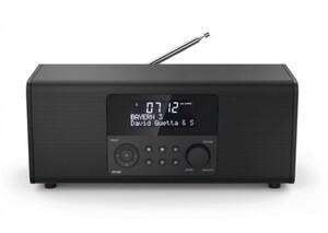 Hama DAB Radio DR1400 ,  DAB+, UKW, AUX, schwarz