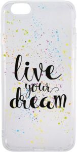 Handyhülle ´´Live your dream´´ Gr. 6