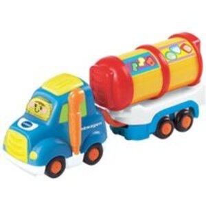 Tut Tut Baby Flitzer - Tankwagen mit Anhänger