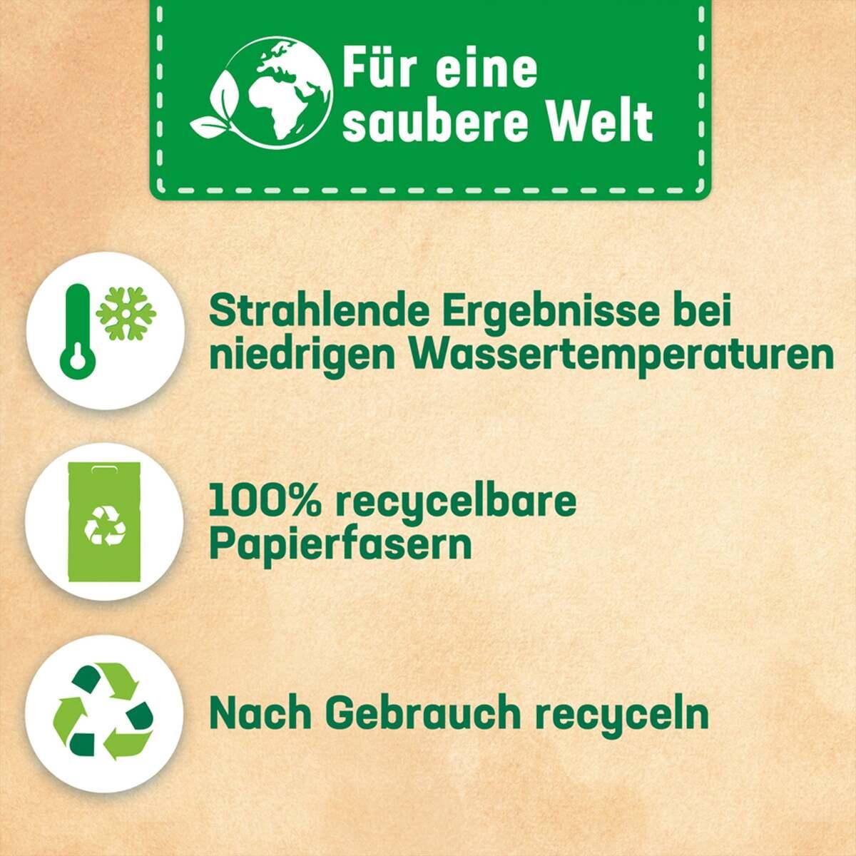 Bild 4 von Persil Universal Pulver Vollwaschmittel 120 WL 0.24 EUR/1 WL