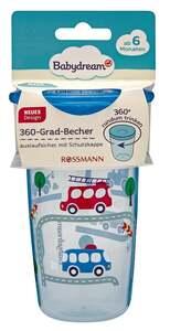 Babydream 360-Grad-Becher blau