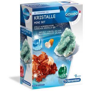 Galileo Kristalle züchten Mini Set Clementoni