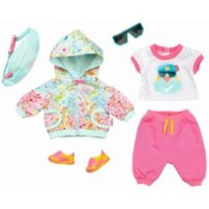 BABY born Play and Fun Fahrrad Outfit