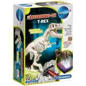 Ausgrabungs-Set T-Rex fluoreszierend