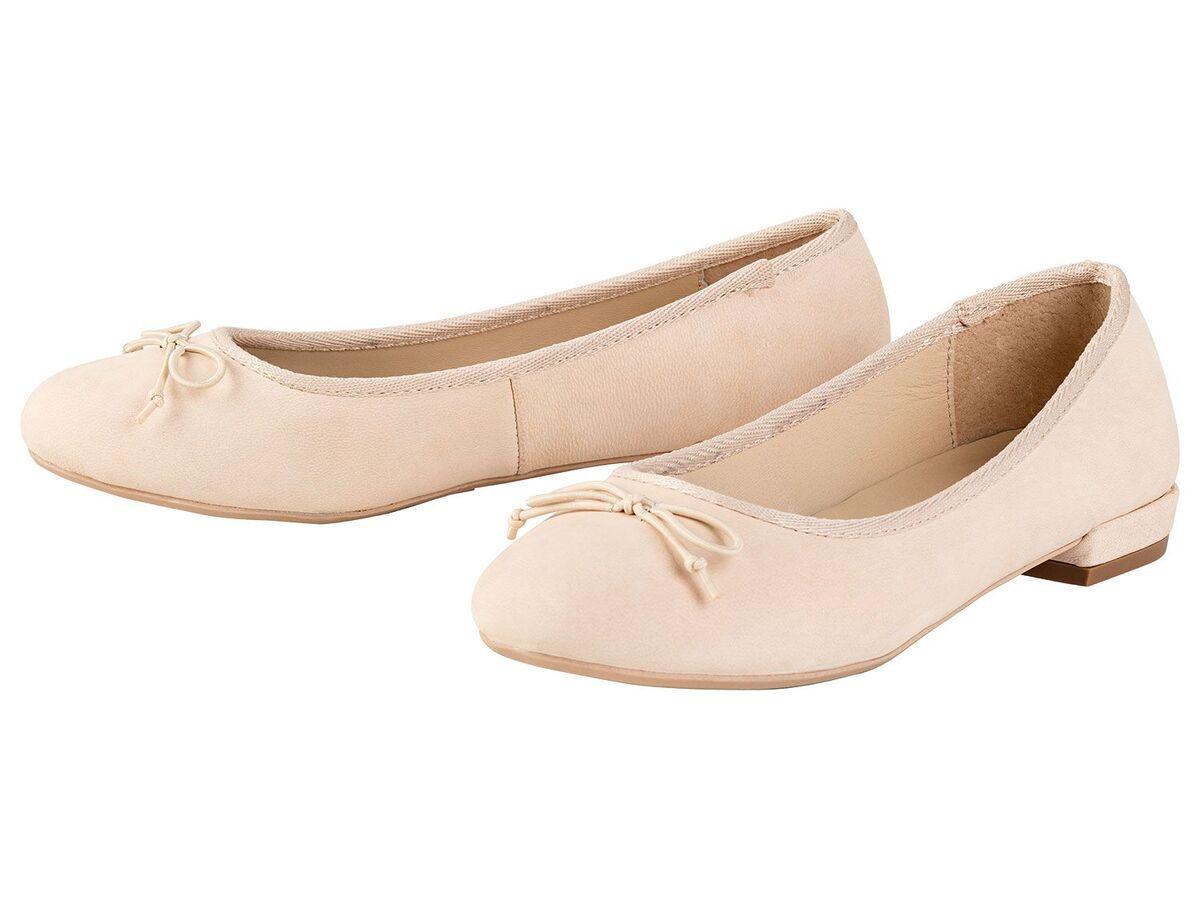 Bild 10 von ESMARA® Damen Leder-Ballerinas