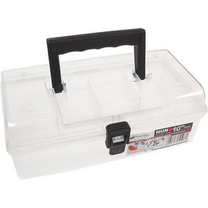 Sortimentskasten 85x245x135 mm 5Fächer Kunststoff Kleinteilemagazin Kleinteilebox