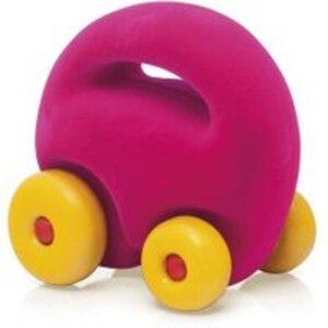 Rubbabu Mascot Car pink