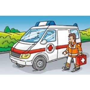 Ravensburger Puzzle Fahrzeuge im Einsatz