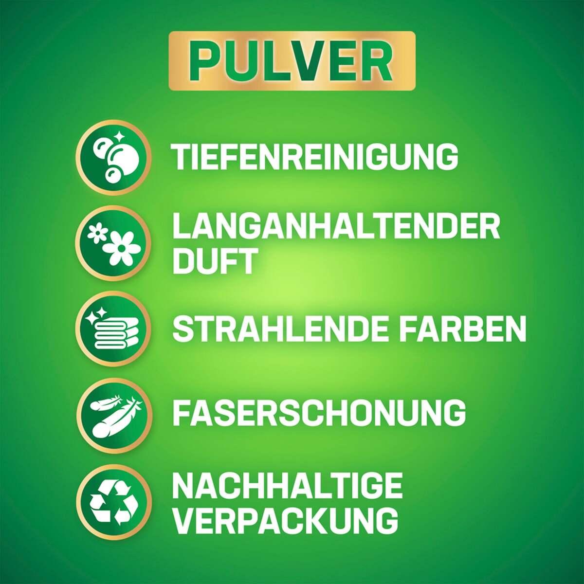Bild 4 von Persil Colorwaschmittel Pulver 120 WL 0.21 EUR/1 WL