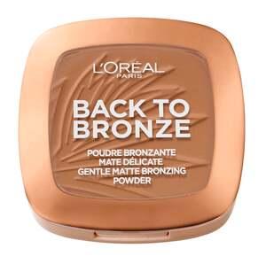 L'Oréal Paris Back to Bronze Gentle Matte Bronzing Powder