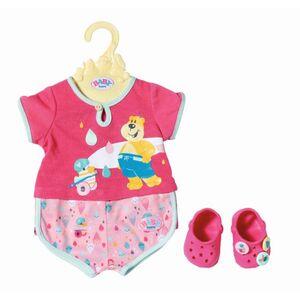 BABY born® Bath - Pyjama & Clogs