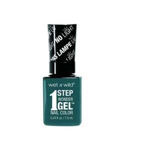 wet n wild 1 Step Wonder Gel Nail Color Un-Teal Next Time