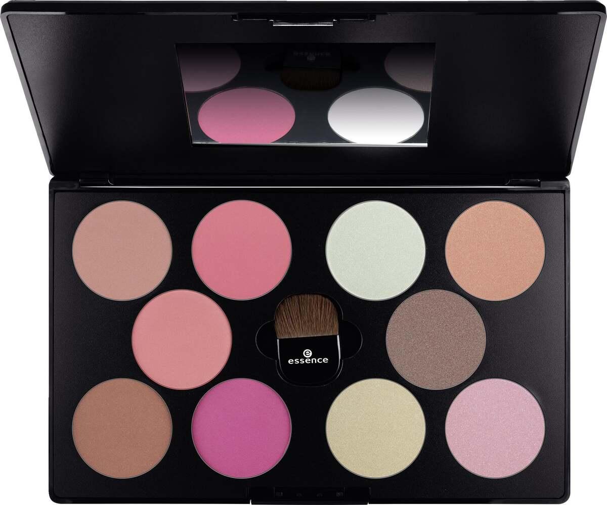 Bild 2 von essence flamingoparadise blush and highlighter palette 26.98 EUR/100 g