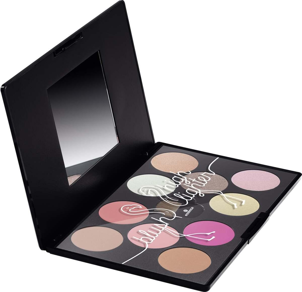 Bild 3 von essence flamingoparadise blush and highlighter palette 26.98 EUR/100 g