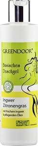 GREENDOOR basisches Duschgel Ingwer Zitronengras 3.58 EUR/100 ml