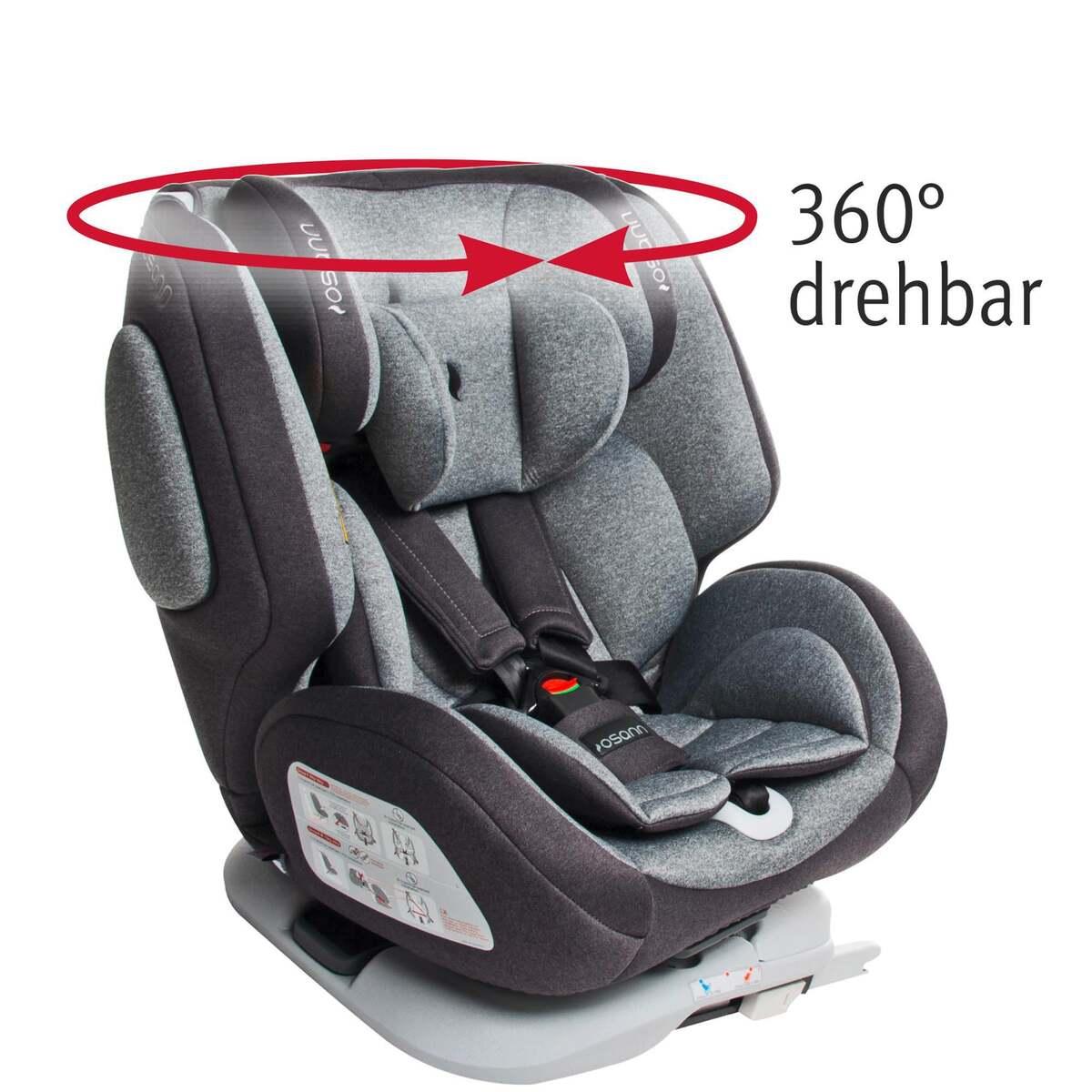 Bild 1 von osann Kinderautositz One360° Universe Grey
