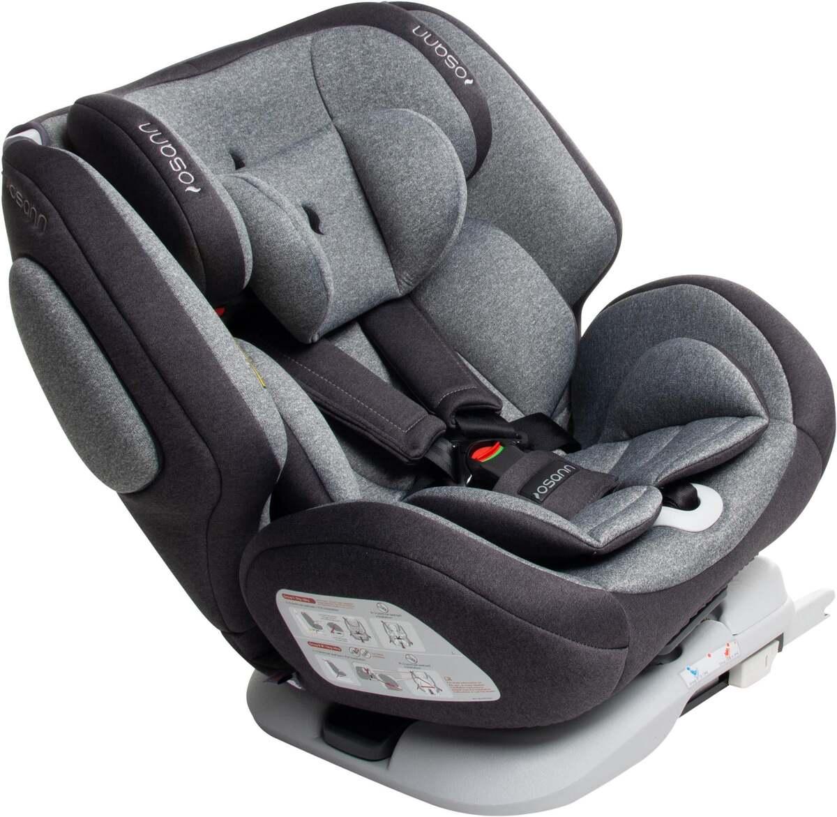 Bild 2 von osann Kinderautositz One360° Universe Grey