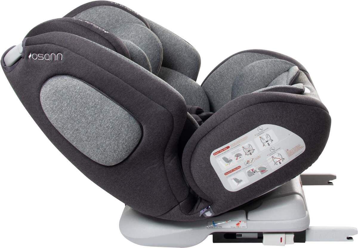 Bild 7 von osann Kinderautositz One360° Universe Grey